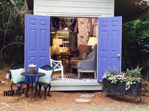 She Shed Design | Knotting Hill Interior Design | Myrtle Beach, SC