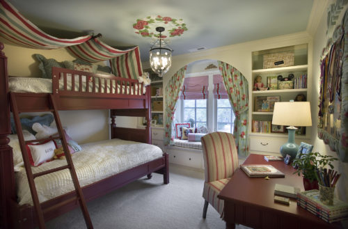 Kids Bedroom Interior Design | Knotting Hill Interior Design | Myrtle Beach, SC