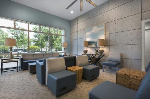Office Interior Design | Knotting Hill Interior Design | Myrtle Beach, SC