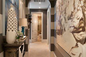Hallway Interior Design | Knotting Hill Interior Design | Myrtle Beach, SC