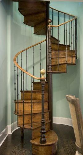 Staircase Interior Design | Knotting Hill Interior Design | Myrtle Beach, SC