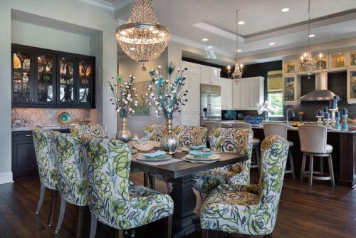 Dining Interior Design | Knotting Hill Interior Design | Myrtle Beach, SC