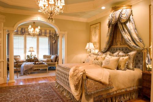 Bedroom Interior Design | Knotting Hill Interior Design | Myrtle Beach, SC