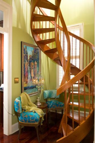 Entry Way Interior Design | Knotting Hill Interior Design | Myrtle Beach, SC