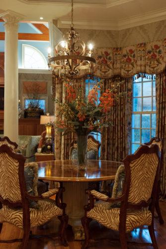 Dining Room Interior Design | Knotting Hill Interior Design | Myrtle Beach, SC