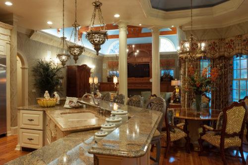 Kitchen Interior Design | Knotting Hill Interior Design | Myrtle Beach, SC