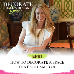 Decorate a Space that Screams You