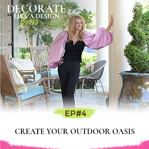 Decorate Like A Design Boss with Kimberly Grigg |