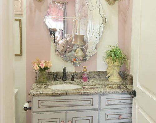 Decorate Like A Design Boss with Kimberly Grigg | Powder Room Panache