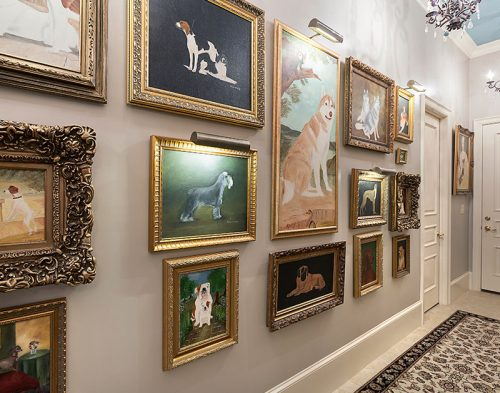Decorate Like A Design Boss with Kimberly Grigg | My Golden Rules for Hanging Artwork Successfully